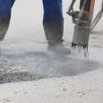 Зимен кърпеж на улични дупки в Пловдив