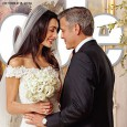 Джордж и Амал вдигат втора сватба