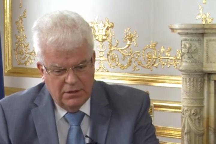 Постоянният представител на Русия в ЕС Владимир Чижов заяви в