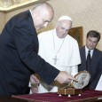 Папата прие премиера Бойко Борисов (снимки)