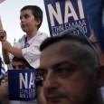 Гърция е драматично разделена преди вота