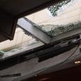 """Срути се част от стъкления покрив на """"Шератон"""""""