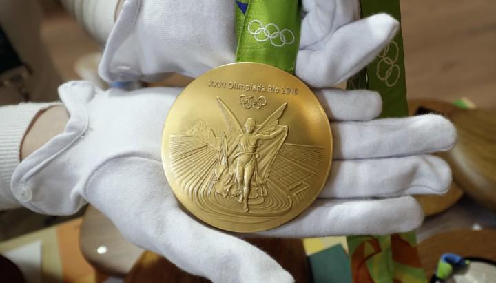 Олимпийското злато всъщност е от сребро