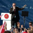 Ердоган откри третия мост над Босфора