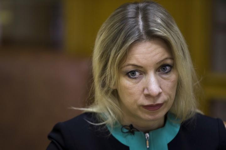 Това каза официалният говорител на руското Министерство на външните работи