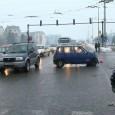 Катастрофа на кръстовище, виновникът избяга
