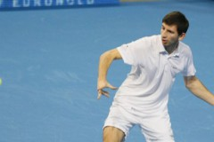Александър Лазов загуби финала в Швейцария
