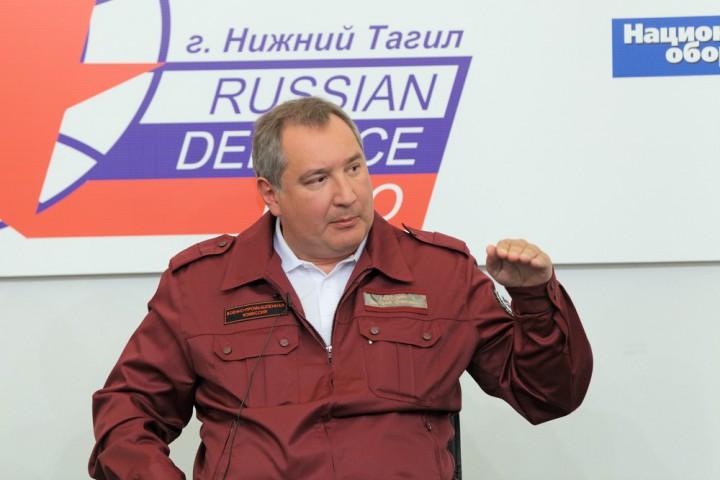 """Това заяви вчера руският вицепремиер Дмитрий Рогозин пред телевизия """"РБК"""","""
