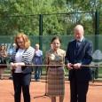 """Сакскобургготски откри тенис корт в """"Албена"""""""