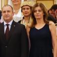 Тоалетите на първата дама за визитата в Гърция
