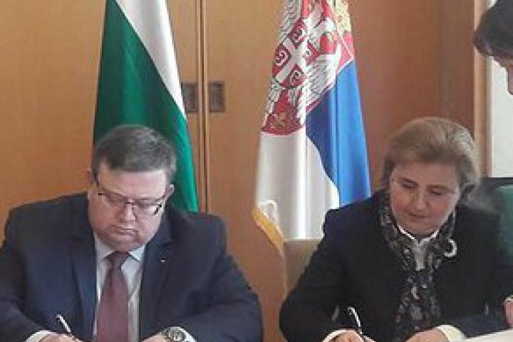 Документът предвижда взаимодействие в рамките на юрисдикциите на двете държави