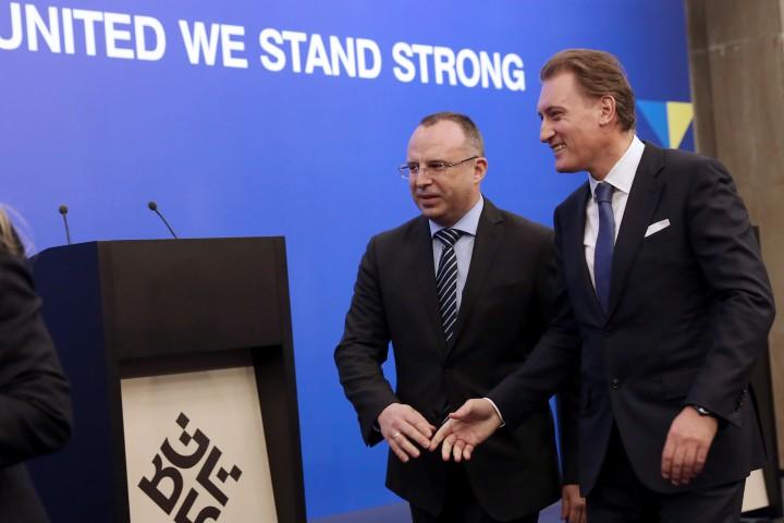 """Проектът се финансира от Европейската инвестиционна банка по Плана """"Юнкер"""""""