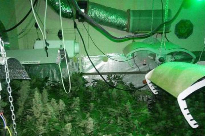 От помещения, оборудвани със системи за осветление, отопление, поливане и