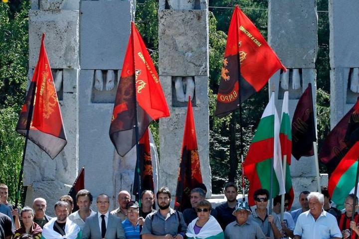 Не сте съвсем прави гърци, които днес протестрате в Солун.