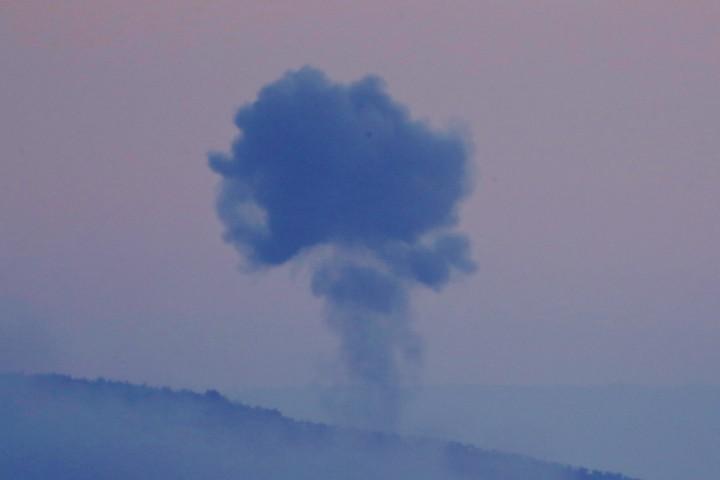 Вчера турската армия поде офанзива по суша и въздух срещу
