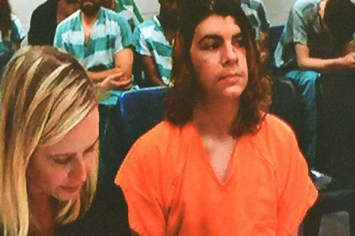 Джошуа О Конър е бил задържан, след като баба му