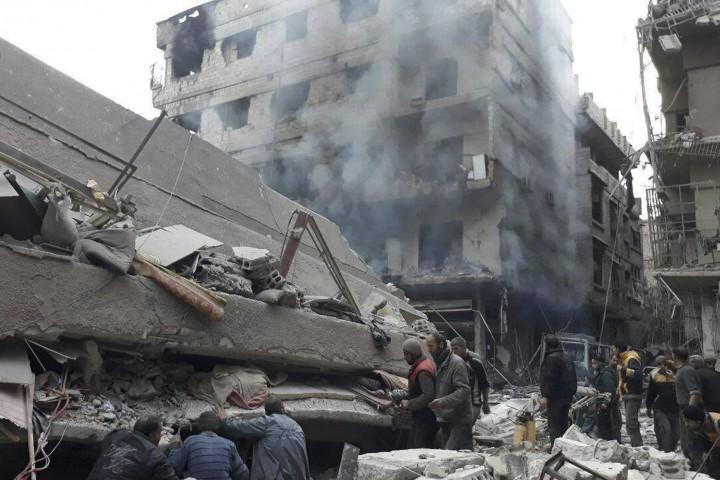 """Това съобщи сирийският телевизионен канал """"Ал Маядин"""", позовавайки се на"""