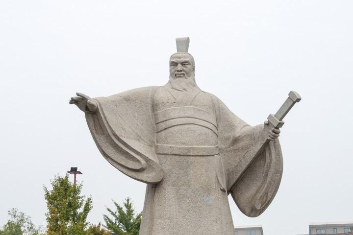 Цао Цао е считан за най-могъщия китайски воин, живял преди