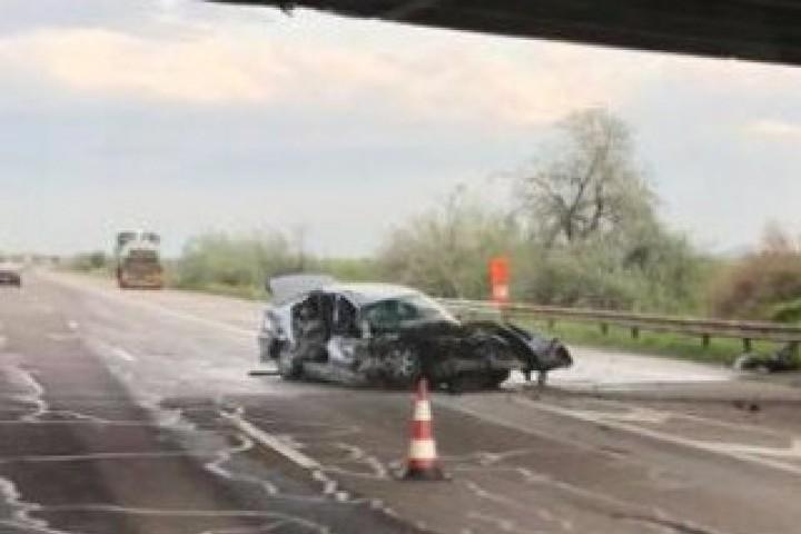 Сигналът за инцидента, който е станал в района на пътен