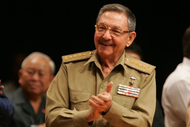 Осемдесет и шест годишният кубински президент Раул Кастро утре ще