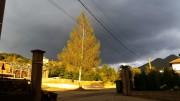 слънце преди буря