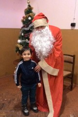 Valentina Ilieva | Пламен-щастлив с дядо Коледа | 2 харесвания