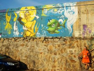 Laszlo124 | Графити във пристанището | 8 харесвания