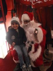 M.mariya | с Дядо Коледа | 17 харесвания