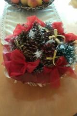 Evelina.vatashka@gmail.com | Коледна украса с шишарки | 24 харесвания