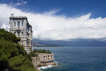 Stanimir Stoyanov | Монако - гледка към Океанографския музей | 2 харесвания