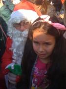 Дядо Коледа в Свищов